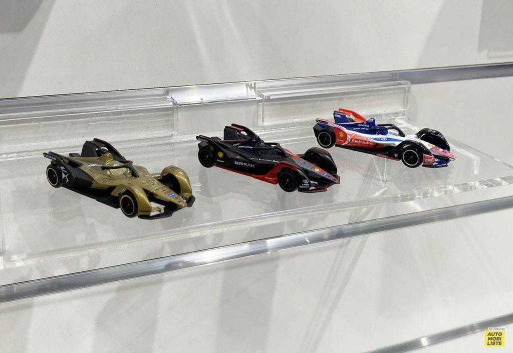 LNA Salon 2001 Nuremberg Majorette Formula E 16