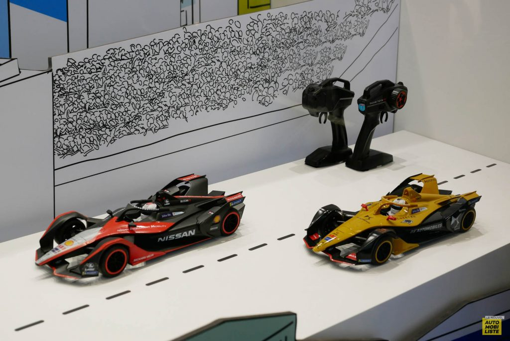 LNA Salon 2001 Nuremberg Majorette Formula E 20