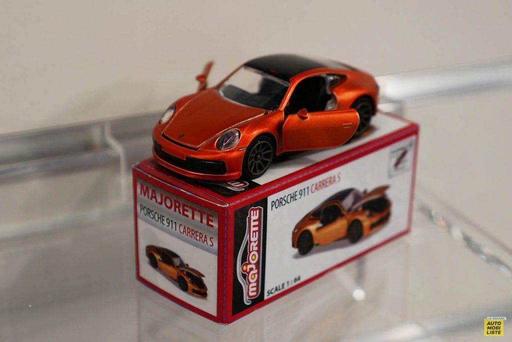 LNA Salon 2001 Nuremberg Majorette Porsche 17