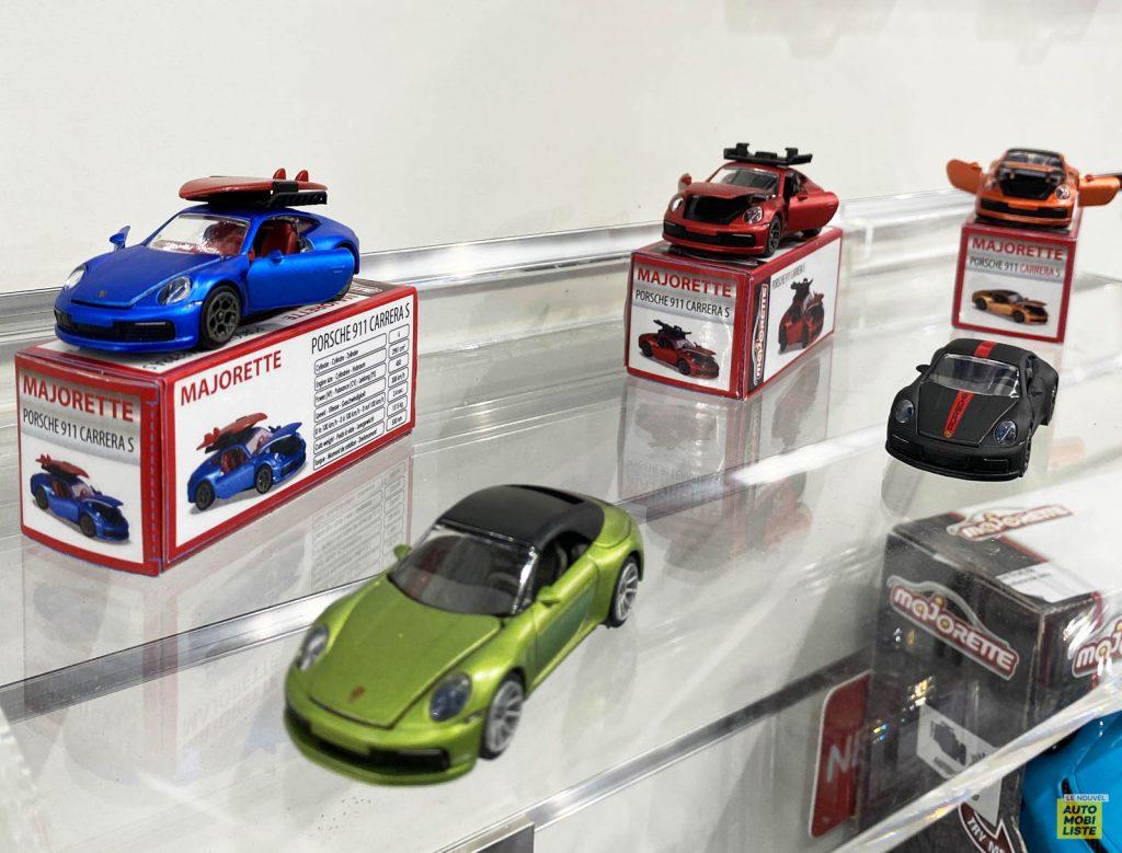 LNA Salon 2001 Nuremberg Majorette Porsche 27