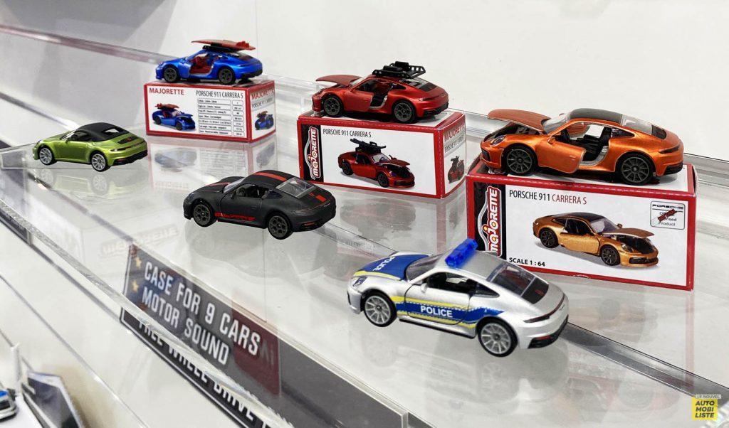 LNA Salon 2001 Nuremberg Majorette Porsche 28
