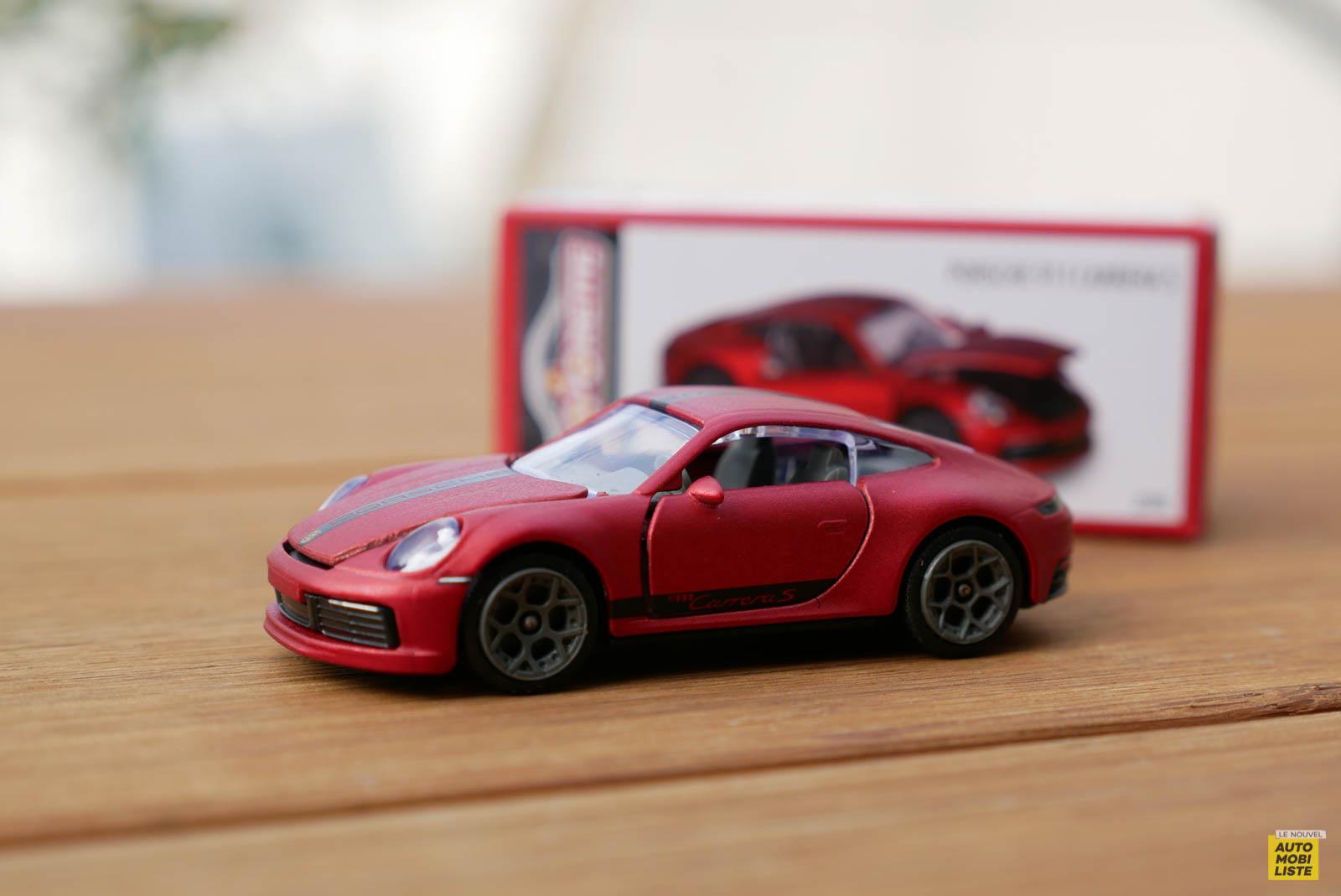 LNA Salon 2001 Nuremberg Majorette Porsche 911 992 2