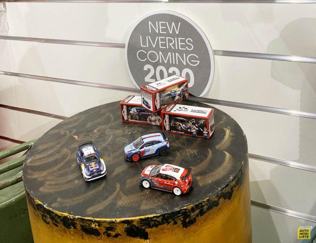 LNA Salon 2001 Nuremberg Majorette WRC