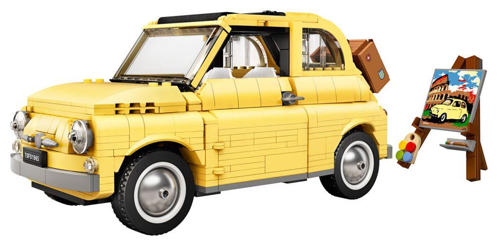 Lego 10271 Fiat 500 03