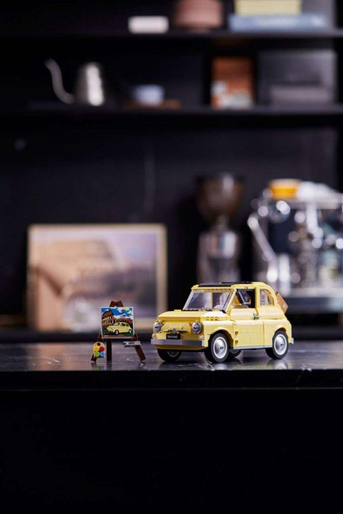 Lego 10271 Fiat 500 08