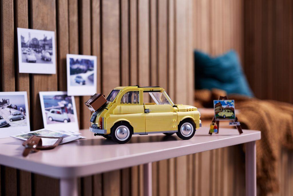 Lego 10271 Fiat 500 09