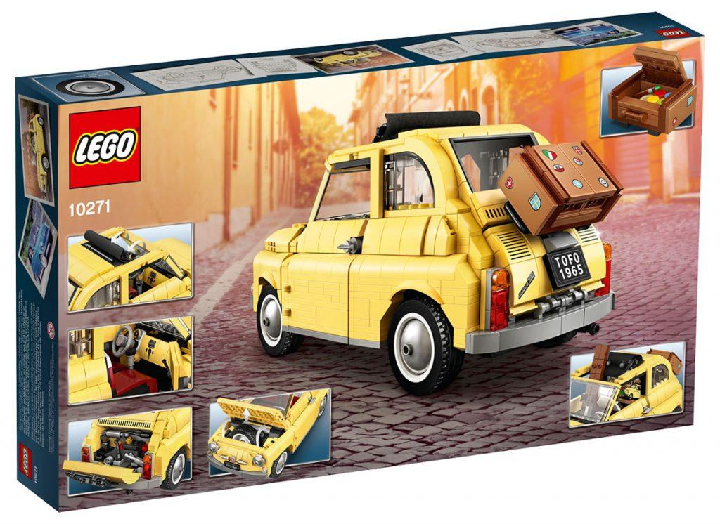 Lego 10271 Fiat 500 13