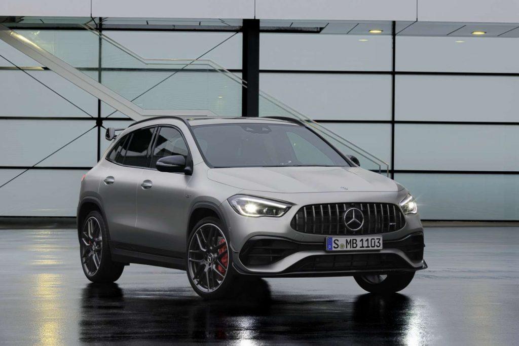 Mercedes GLA 45S AMG 2020