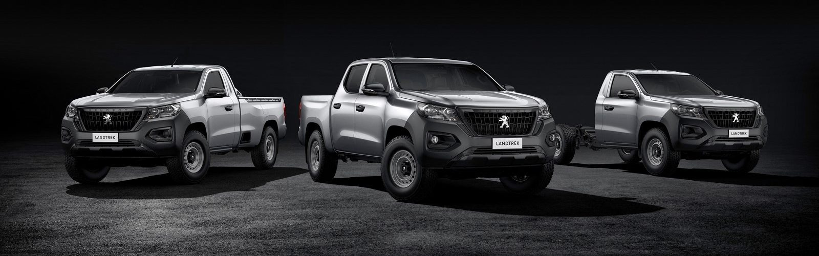 Peugeot Landtrek Pick-up