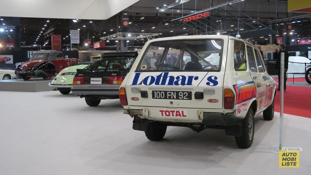 Retromobile 2020 Renault LNA FM 106
