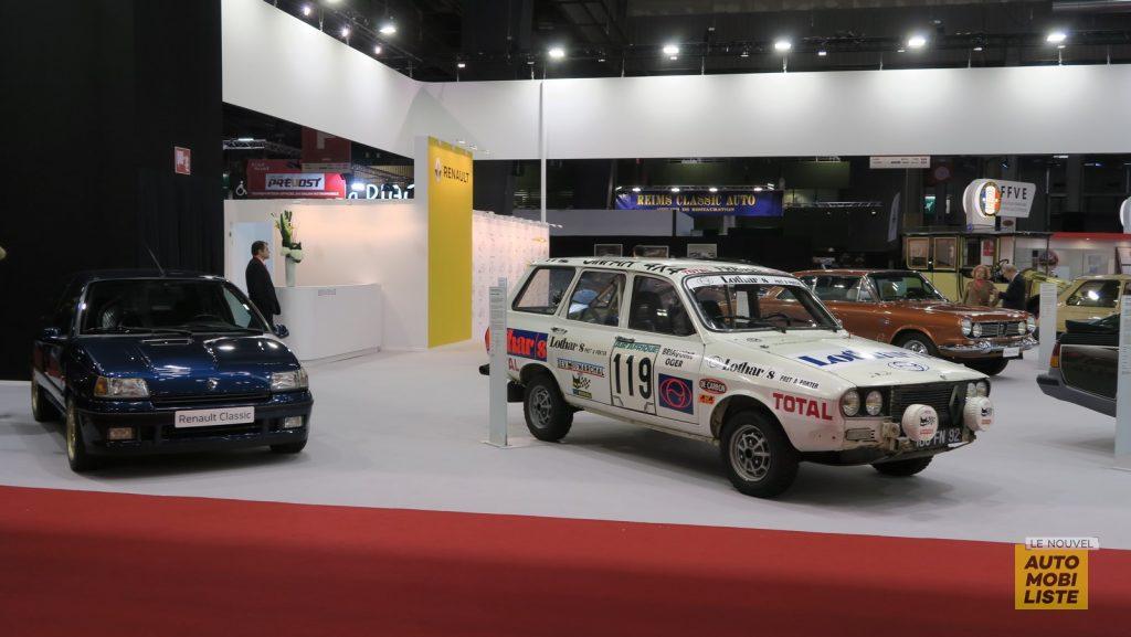Retromobile 2020 Renault LNA FM 109