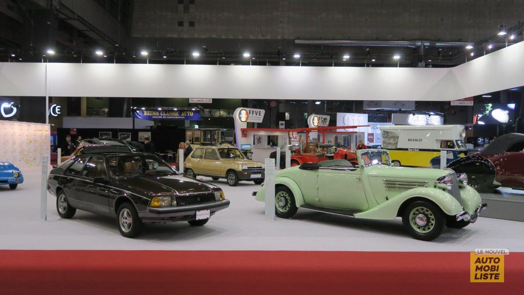 Retromobile 2020 Renault LNA FM 110