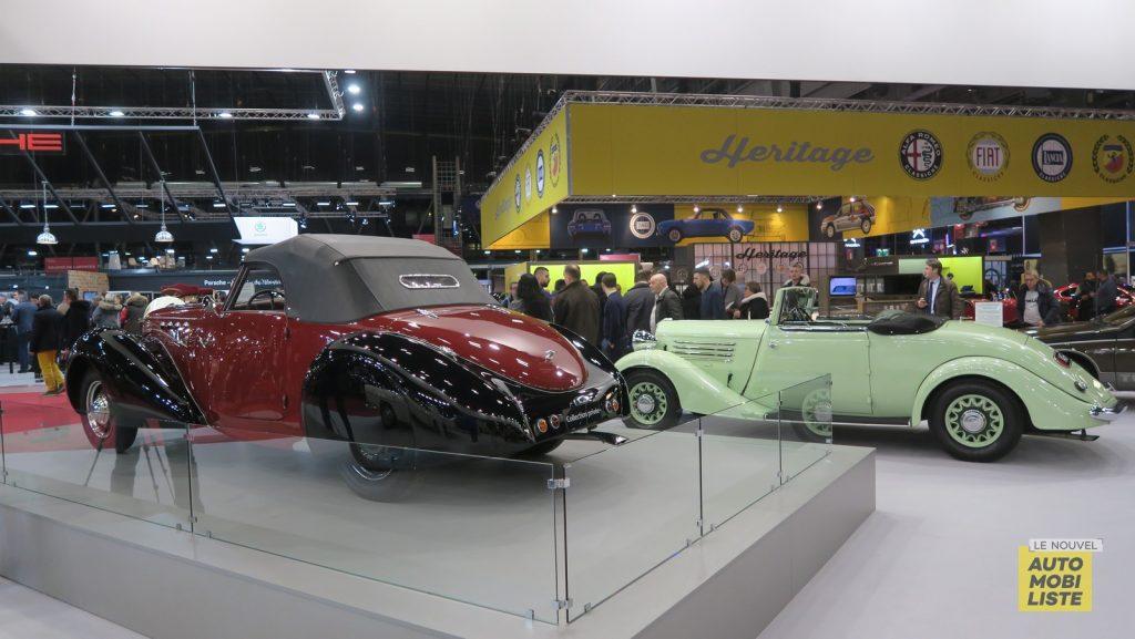 Retromobile 2020 Renault LNA FM 12