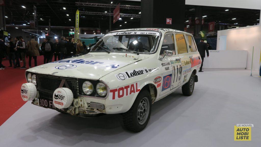 Retromobile 2020 Renault LNA FM 48