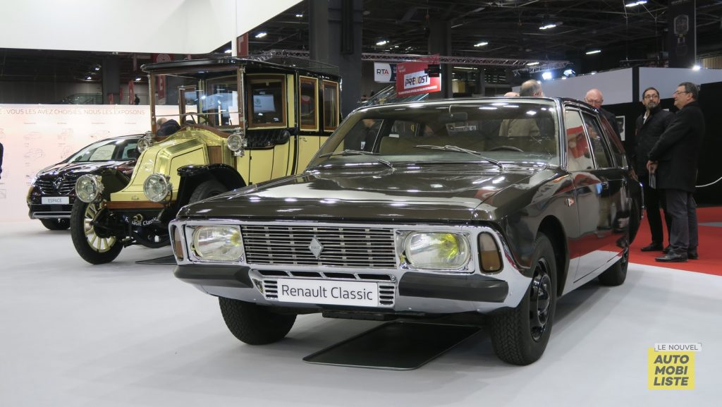 Retromobile 2020 Renault LNA FM 65
