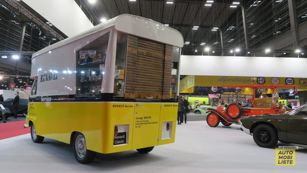 Retromobile 2020 Renault LNA FM 93