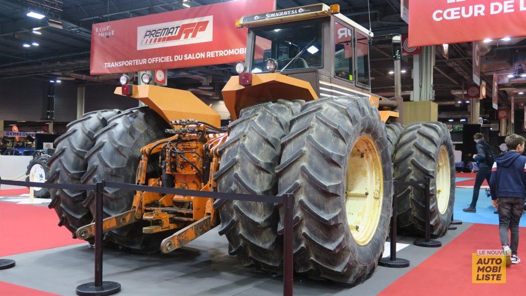 Retromobile 2020 Tracteurs LNA FM 20