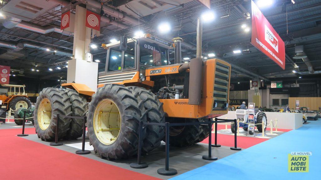 Retromobile 2020 Tracteurs LNA FM 22