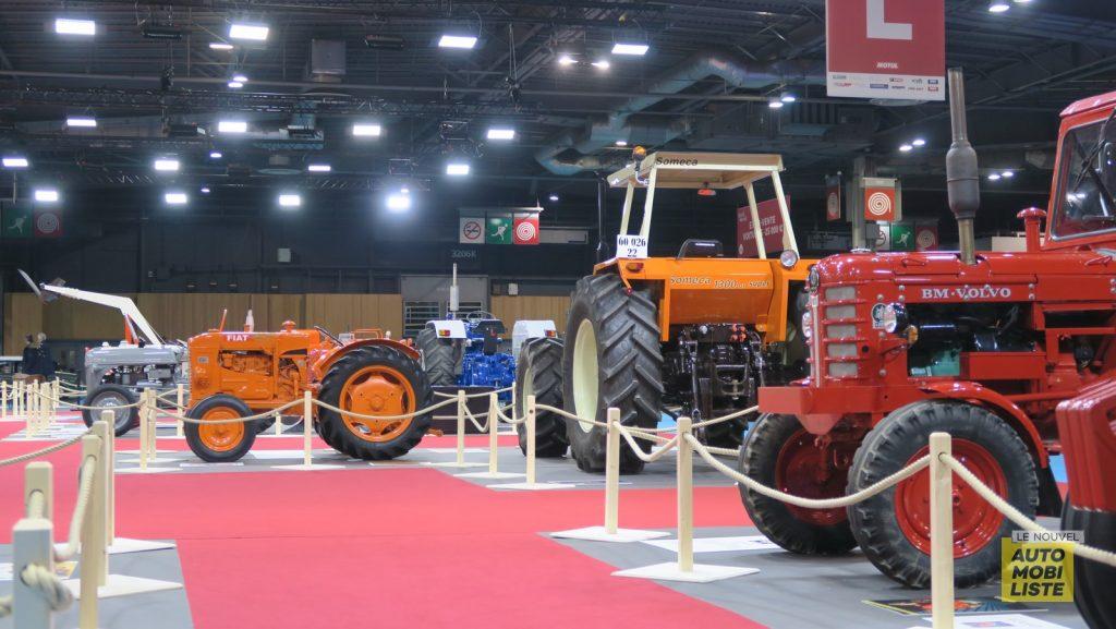 Retromobile 2020 Tracteurs LNA FM 35