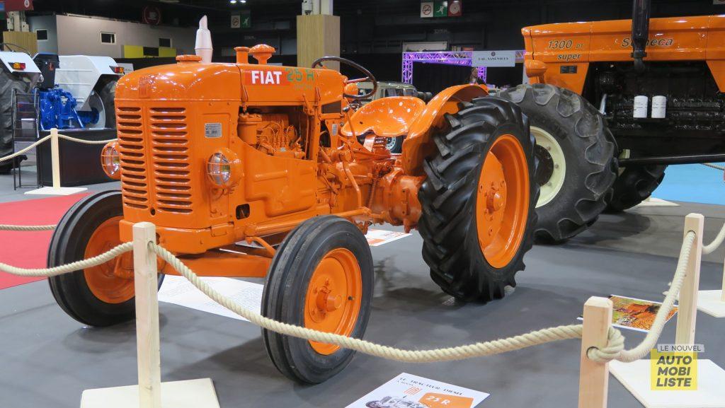 Retromobile 2020 Tracteurs LNA FM 37