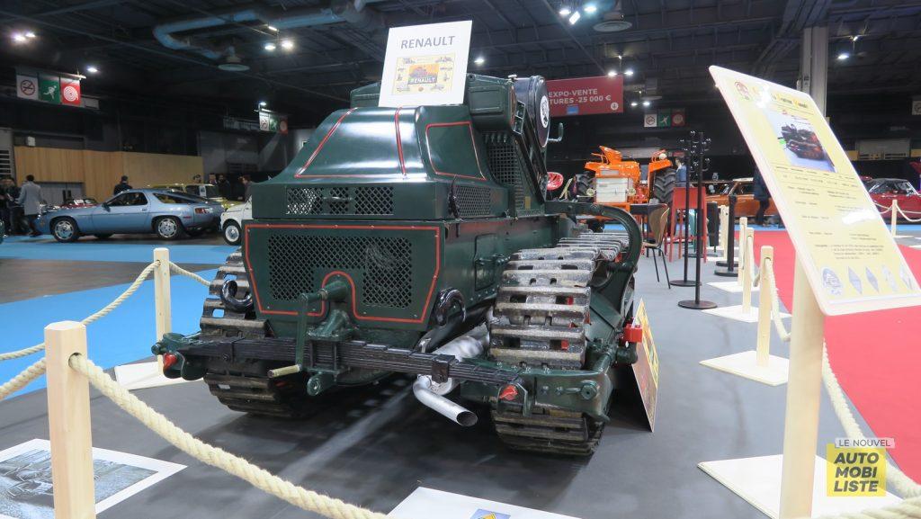 Retromobile 2020 Tracteurs LNA FM 46