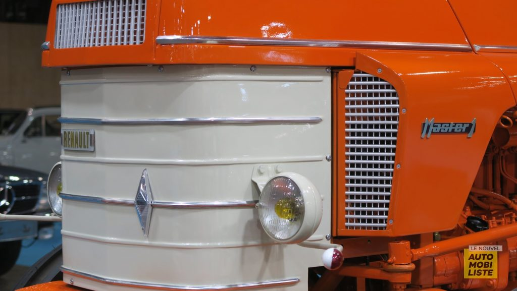 Retromobile 2020 Tracteurs LNA FM 5