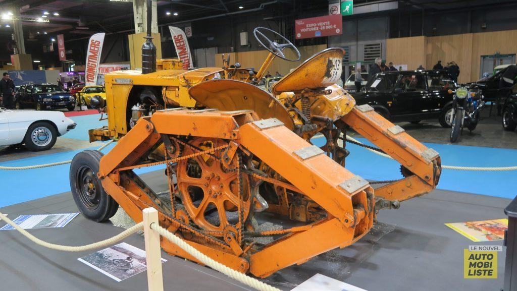 Retromobile 2020 Tracteurs LNA FM 53