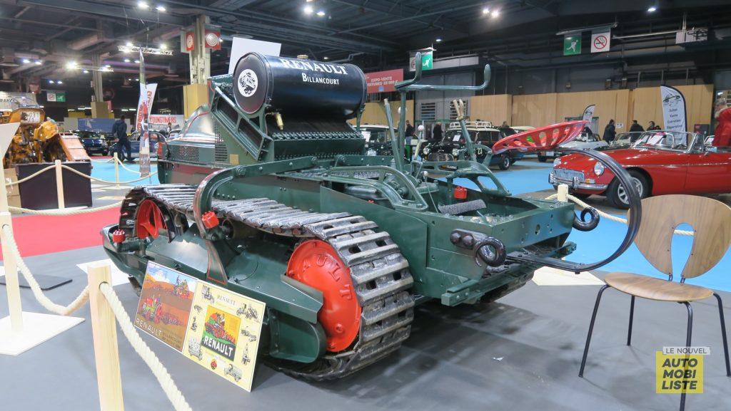 Retromobile 2020 Tracteurs LNA FM 55