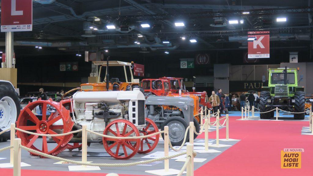 Retromobile 2020 Tracteurs LNA FM 6