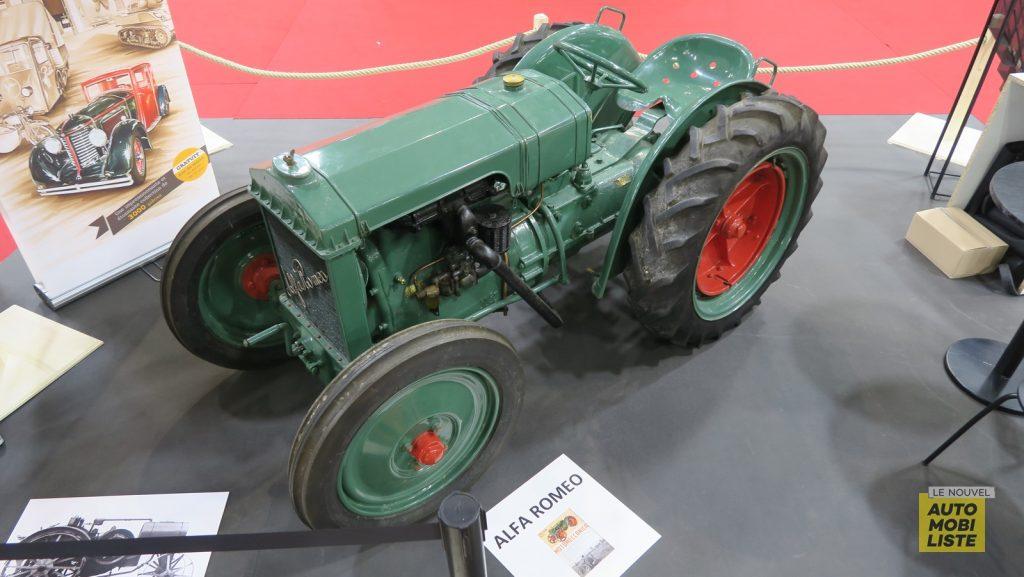 Retromobile 2020 Tracteurs LNA FM 60