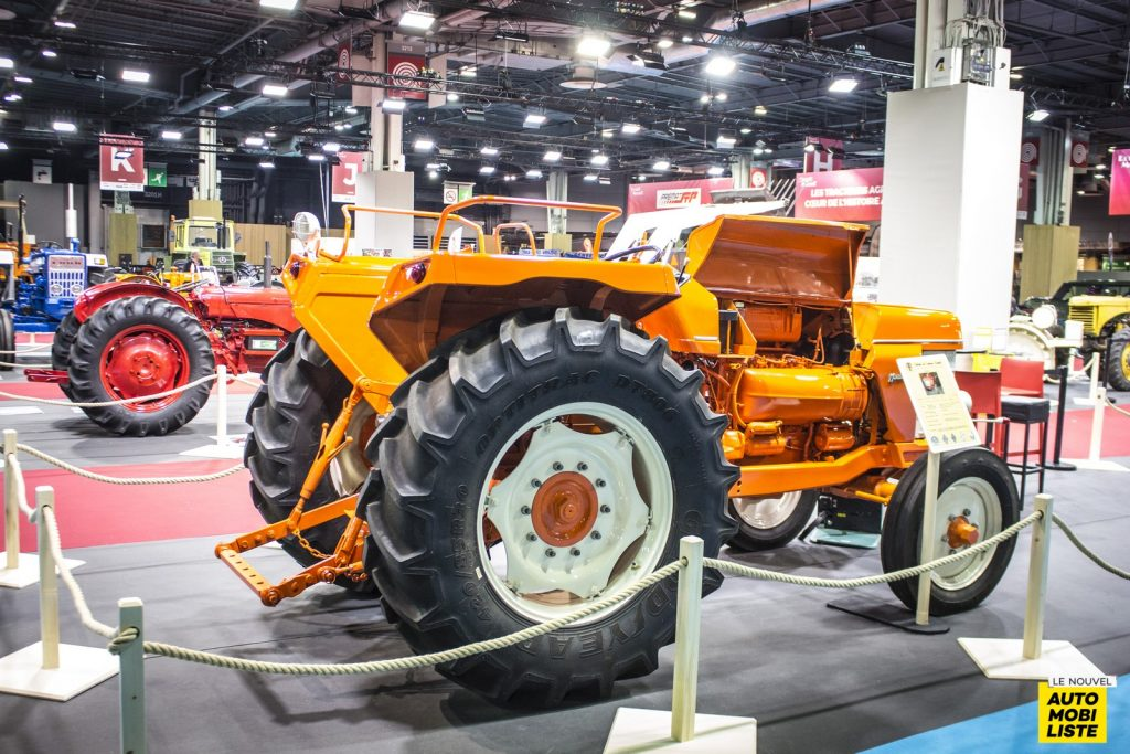 Tracteurs Retromobile 2020 LNA RB 1