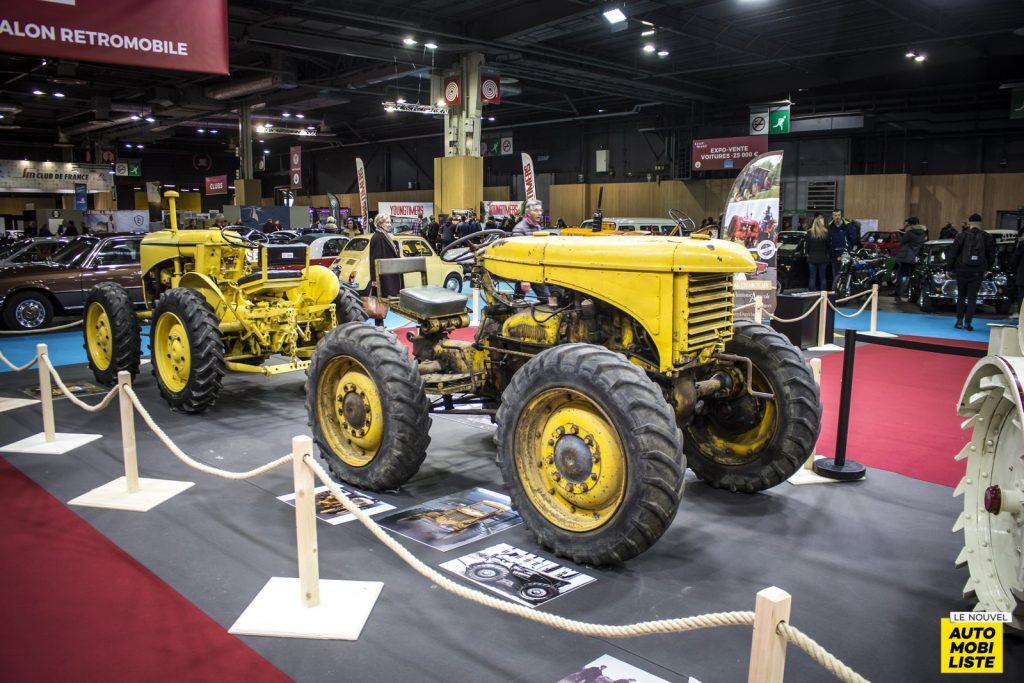 Tracteurs Retromobile 2020 LNA RB 13