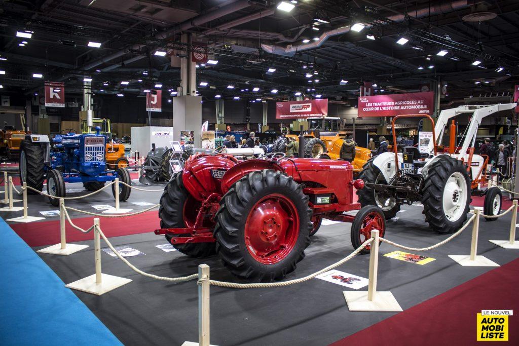 Tracteurs Retromobile 2020 LNA RB 2