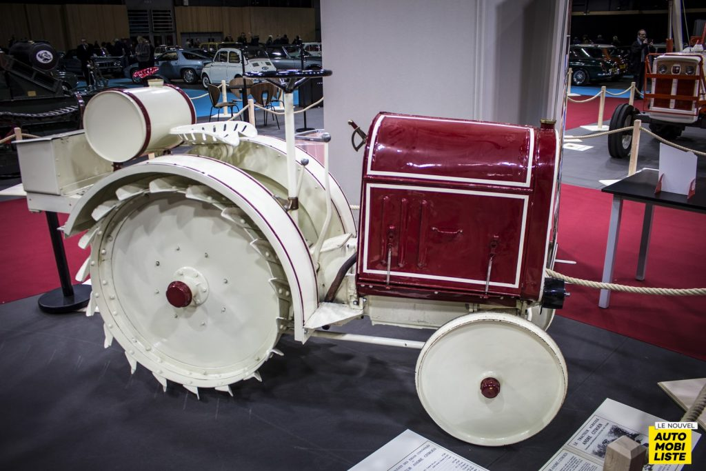 Tracteurs Retromobile 2020 LNA RB 4