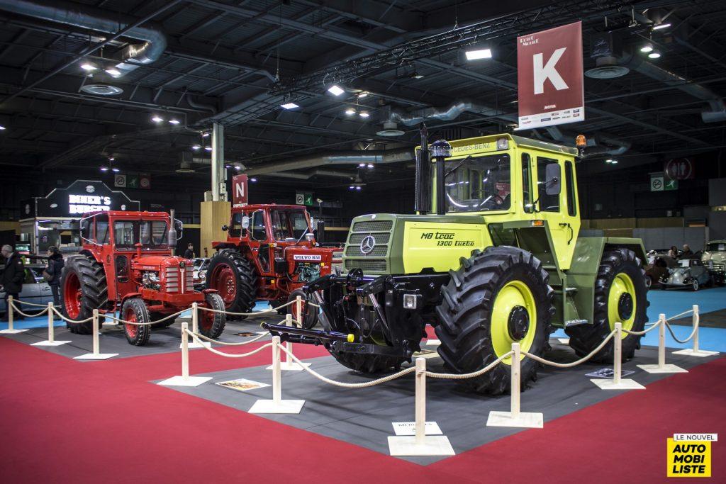 Tracteurs Retromobile 2020 LNA RB 7