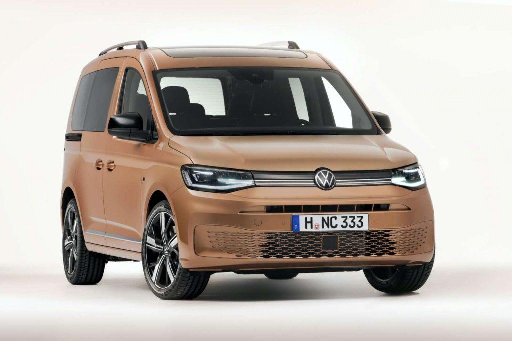 Nouveau Volkswagen Caddy 2020