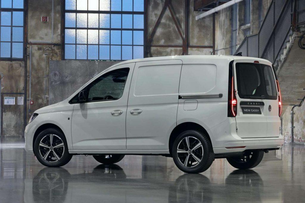 Nouveau Volkswagen Caddy 2020 VU