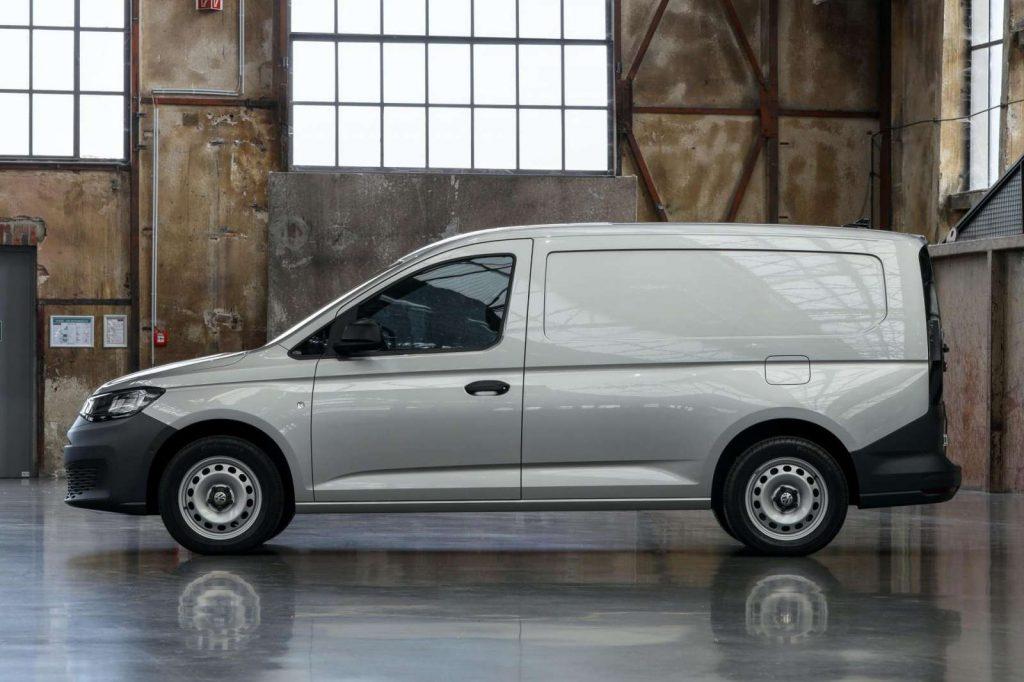 Nouveau Volkswagen Caddy 2020 VU Maxi
