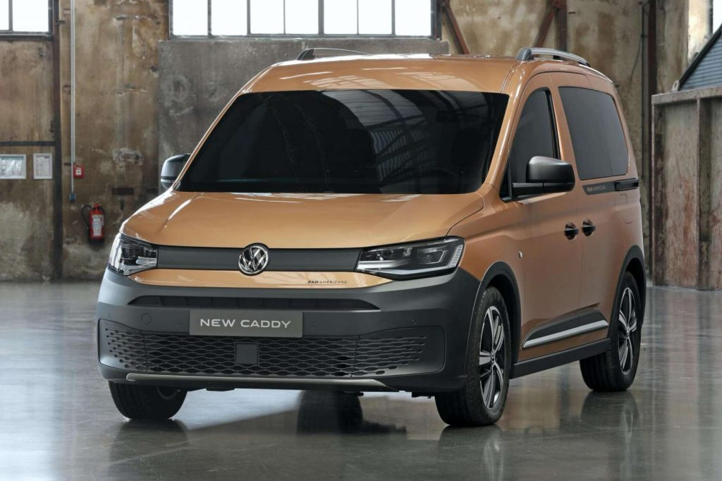 Nouveau Volkswagen Caddy 2020 Panamerica