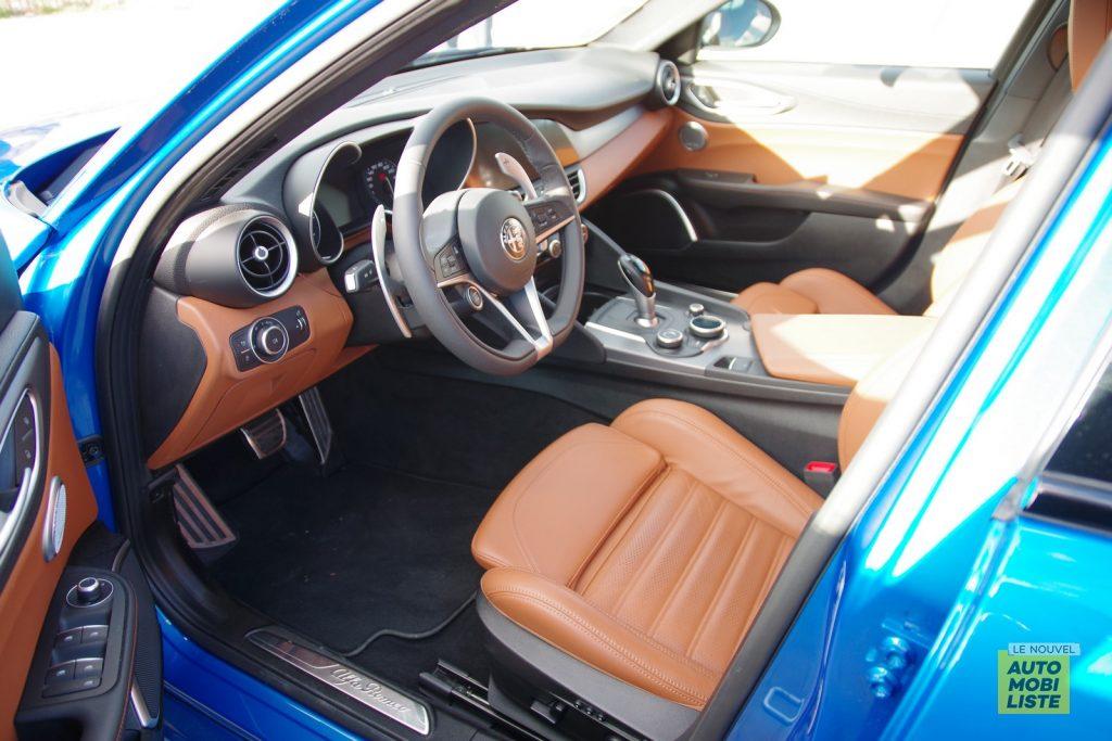 Alfa Romeo Giulia MY19 LNA FM 1