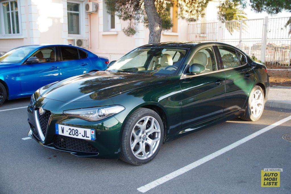 Alfa Romeo Giulia MY20 LNA FM 2020 4