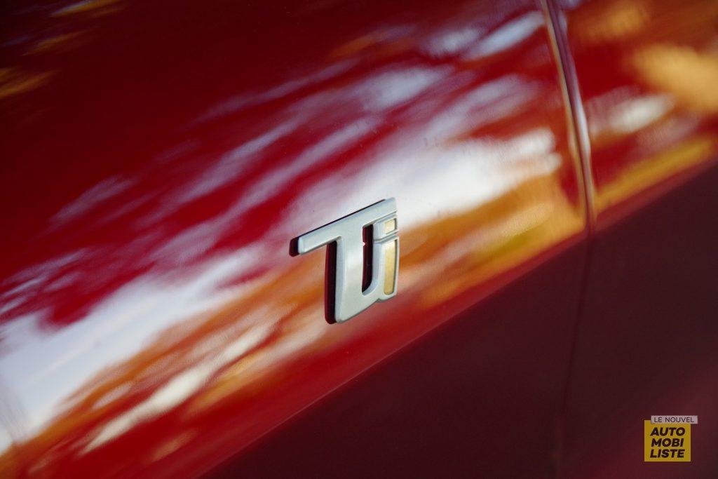 Alfa Romeo Giulia TI 2.2 190 AT8 rouge LNA FM 56