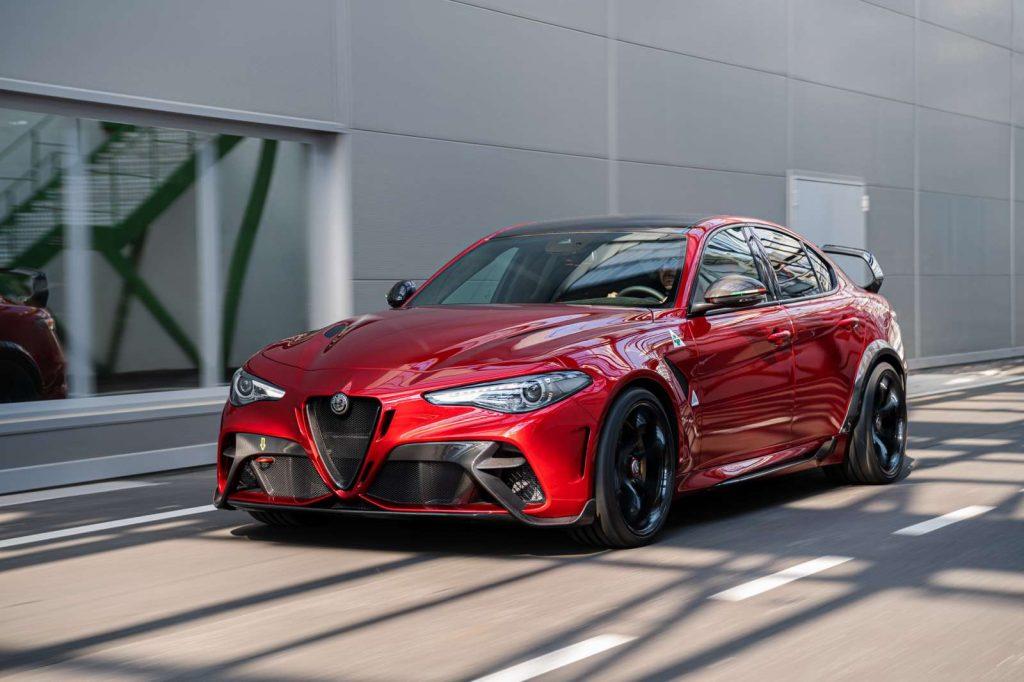 Alfa Romeo Giulia GTA 2020 : Attention Missile !