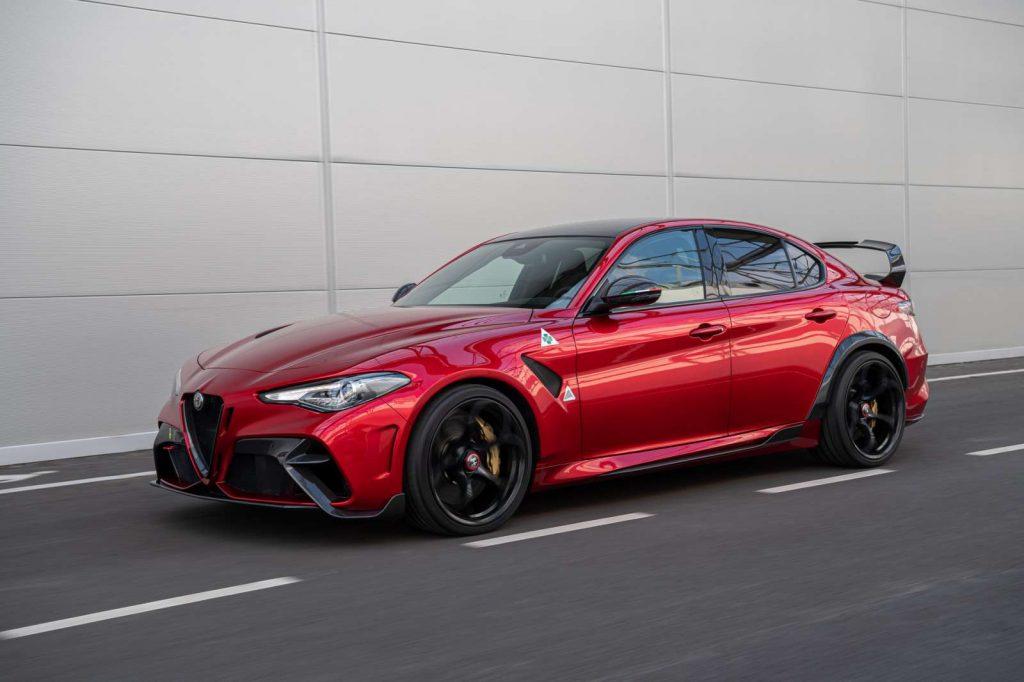 Alfa Romeo Giulia GTA m 2020
