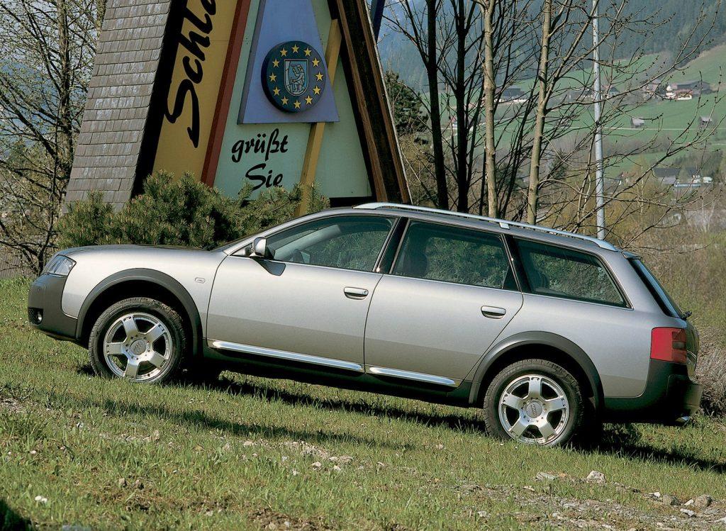 Audi Allroad Quattro 2000