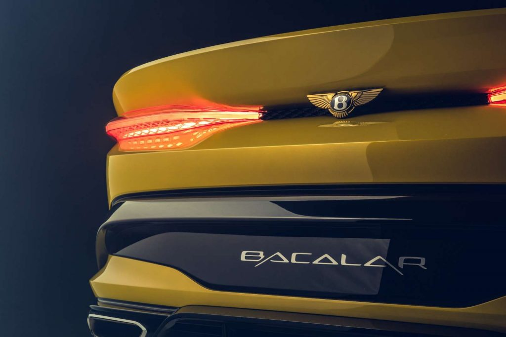 Bentley Mulliner Bacalar - 17