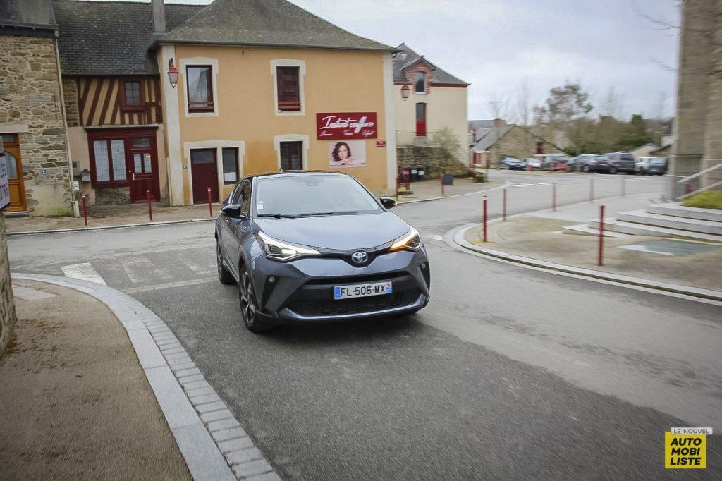 Essai Toyota C HR Le Nouvel Automobiliste 114