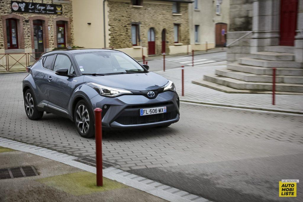 Essai Toyota C HR Le Nouvel Automobiliste 15