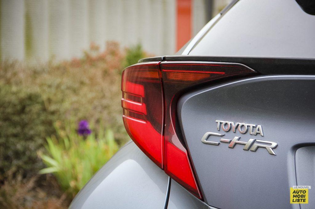 Essai Toyota C HR Le Nouvel Automobiliste 33