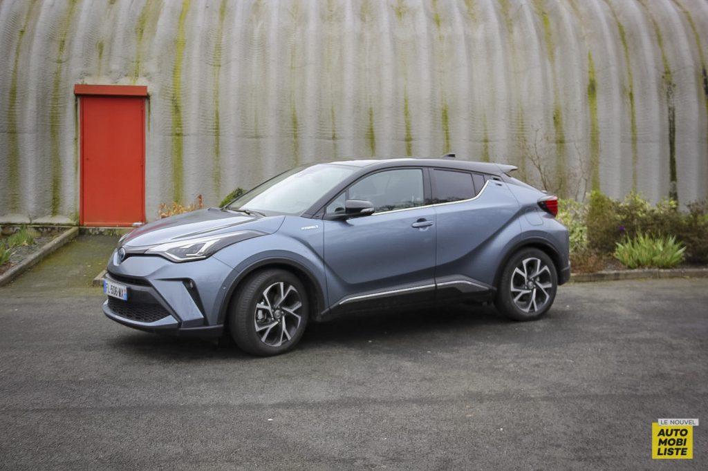 Essai Toyota C HR Le Nouvel Automobiliste 5